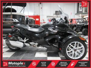 2013 Can-Am SPYDER RS-S SM5 52,96$/SEMAINE