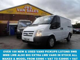2012 62 FORD TRANSIT 100 SWB 2.2 260 LR 1D 100 BHP 1 LEASE OWNER CLEAN TIDY IN
