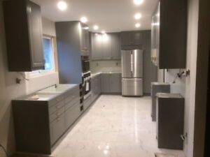 Ikea Kitchen Assembly and Installation