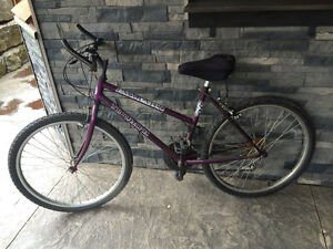 Womens Mountain bike! Complete ready to go! $20