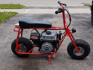 Brand New 208cc 4 Stroke Pro Point Twin Air Doddle Bug 800$