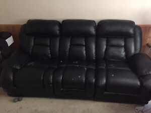 2 couches for sale, price is for both