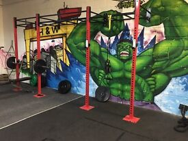 Gym rig for sale