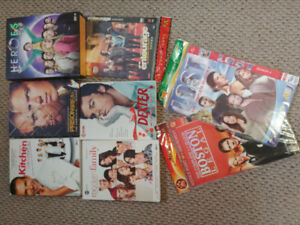 Movies/TV SHOWS... SEASON 1, 2, 3, 4... various collections