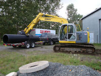 EXCAVATION AND GENERAL CONTRACTING