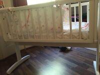 Baby bed crib