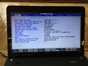 Lenovo Thinkpad E440
