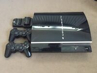 PS3 games and extra controllee