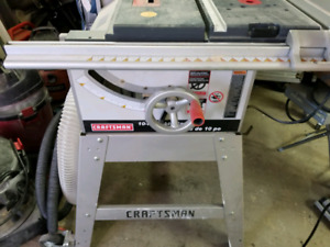 Table saw combo with Routing Unit