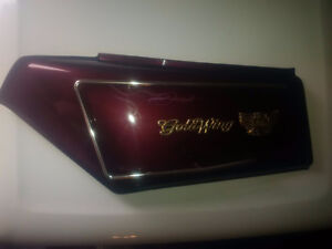 GOLDWING 1500 LEFT SIDE PANEL     WINE