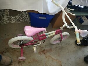 Little Girl's Bike  for sale