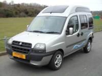 Fiat Doblo Campervan For Sale