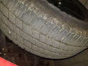 Dodge ram tires and rims 275/60/20