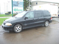 2001 Ford Windstar Sport Edition! Runs & drives great.