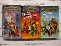 """Forgotten Realms: The Finder's Stone Trilogy"""