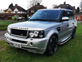 Range Rover Sport 2.7 HSE Fully Loaded