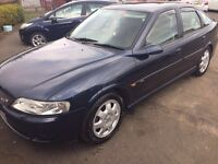 Vectra 2.6 v6 low miles!!!