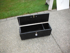 TRUCK STORAGE BOX Campbell River Comox Valley Area image 1