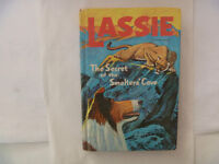 LASSIE Hardcovers - 3 to choose from