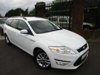 2011 Ford Mondeo 2.0 TDCi Zetec 5dr 1 OWNER DIRECT FROM COMPANY FSH