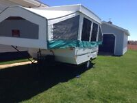 For sale 2005 tent trailer