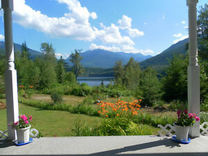 51 Acres,8bd/9 1/2bth, Country Victorian Revelstoke British Columbia image 4