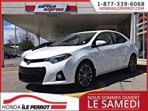 Toyota Corolla 4dr Sdn NAVIGATION TOIT OUVRANT  2016