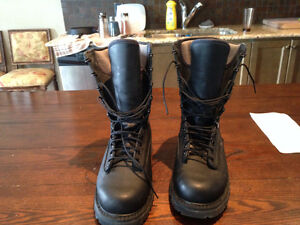 Canadian military issue combat boots - Canada West Boot Company