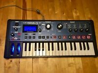 Novation Mininova Synthesizer like korg roland ultranova synth
