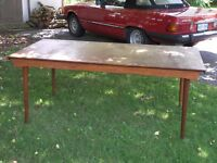 Mid Century Teak Dining Table Finn Juhl 540 Danish Denmark Retro