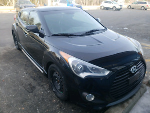 2013 Veloster Turbo - Manual