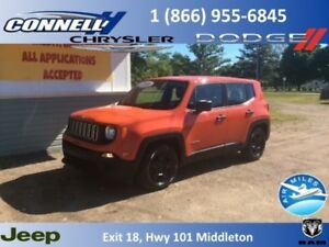 2015 Jeep Renegade Sport  -  Power Windows -  Power Doors - $84.