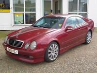 Mercedes Clk 3.2 CLK320 3.2 Elegance Coupe