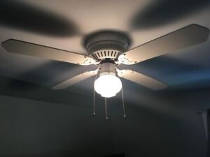ceiling fan in good condition