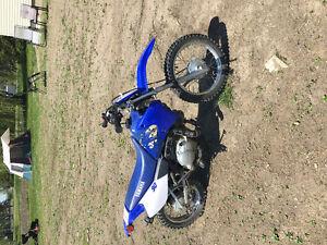 Yamaha ttr 90cc