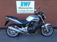 Honda CBF 600, 2007, EXCELLENT CONDITION, ONLY 11,556 MLS WITH SH, 12 MONTHS MOT