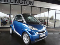 Smart fortwo 0.8cdi ( 54bhp ) Passion