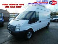 FORD TRANSIT 2.2TDCi 125PS EU5 RWD 350L LWB HIGH ROOF