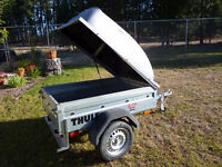 Thule camping/utility trailer