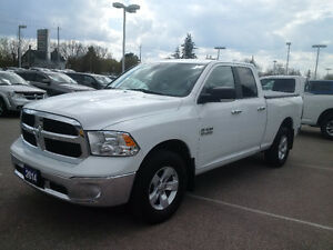 2014 Ram 1500 SLT 4x4 Quad, well equipped!, clean 1owner! London Ontario image 11
