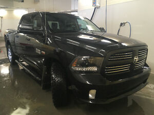 2015 Dodge Power Ram 1500 Crew Cab Sport Pickup Truck