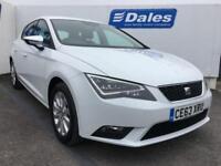 2013 Seat Leon 1.6 TDI SE 5dr DSG [Technology Pack] 5 door Hatchback