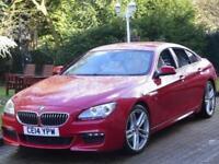2014 BMW 6 Series Gran Coupe 3.0 640d M Sport Gran Coupe 4dr
