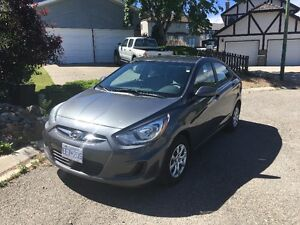 2013 Hyundai Accent Sedan GL One Owner