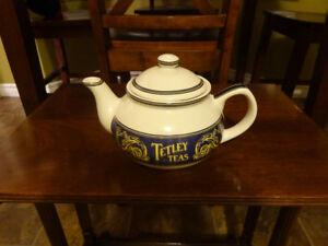 Tetley Tea Teapot