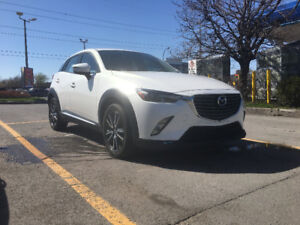 [Lease Transfer] Mazda CX-3 GT 2017 1400 cash incentive.