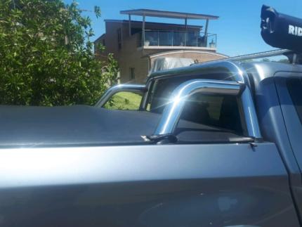 Mq triton sports bar factory Corlette Port Stephens Area Preview