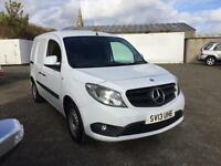 Mercedes-Benz Citan 1.5CDI Long 109, Cruise Control, 1 owner very light use.