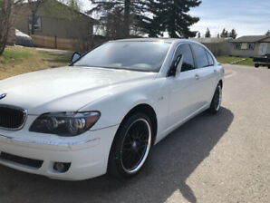 2008 750Li BMW **Mint Condition