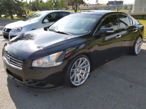 MINT CONDITION 2009 NISSAN MAXIMA